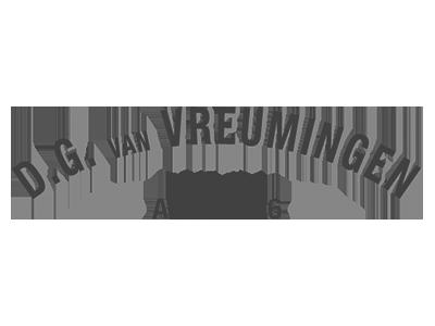 D.G. van Vreumingen logo PMS